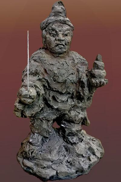 Bishoman - Guardian King by Michael Hofmann