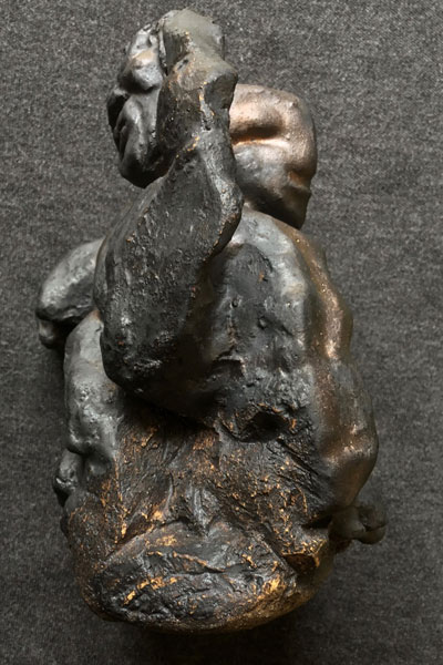 Dark Twins (side) by Michael Hofmann